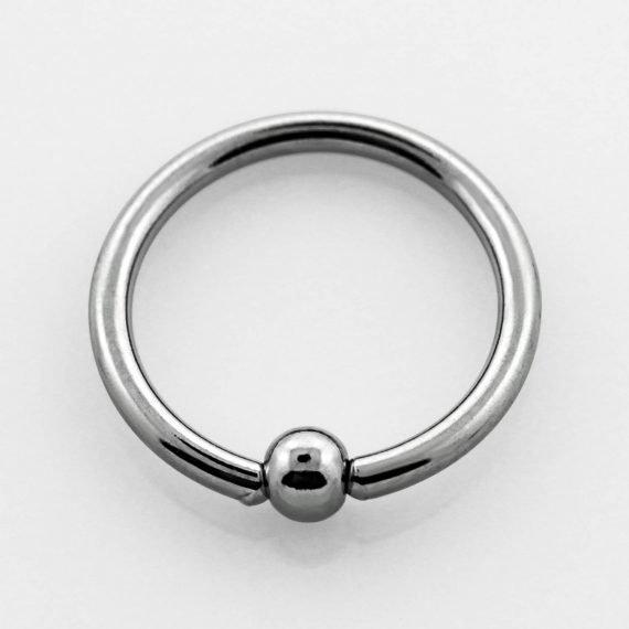 טבעת לחץ עם כדור