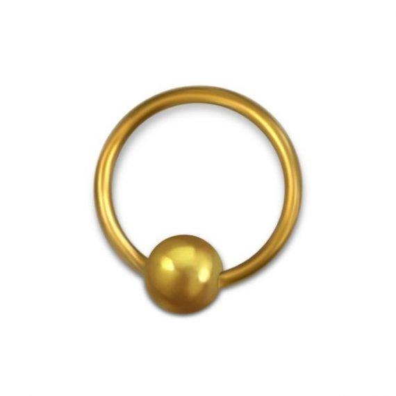 טבעת לחץ פירסינג