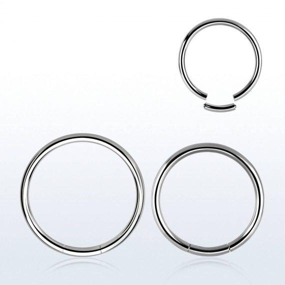 פירסינג טבעת סגמנט