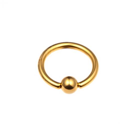 טבעת לחץ זהב