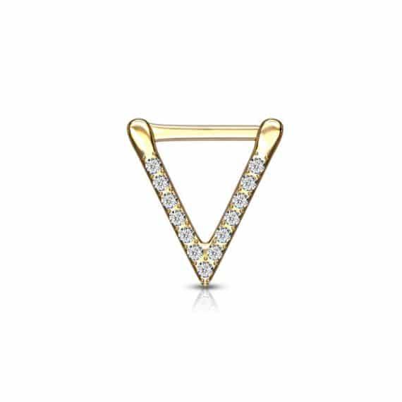 עגיל-קליקר-משולש-עם-קריסטלים-זהב